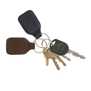 Canyon Outback Leather Star Canyon Leather Keychain