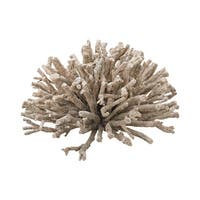 Dimond Home Briar 7-inch Wooden Array Sculpture - N/A