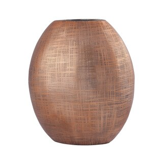 Dimond Home Kolkata Vase in Copper