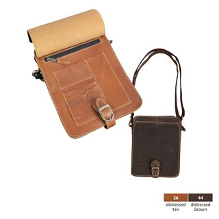 Canyon Outback Leather Niles Canyon Leather Media Messenger Bag