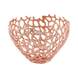 Dimond Home Eissee 10-inch Bowl in Copper