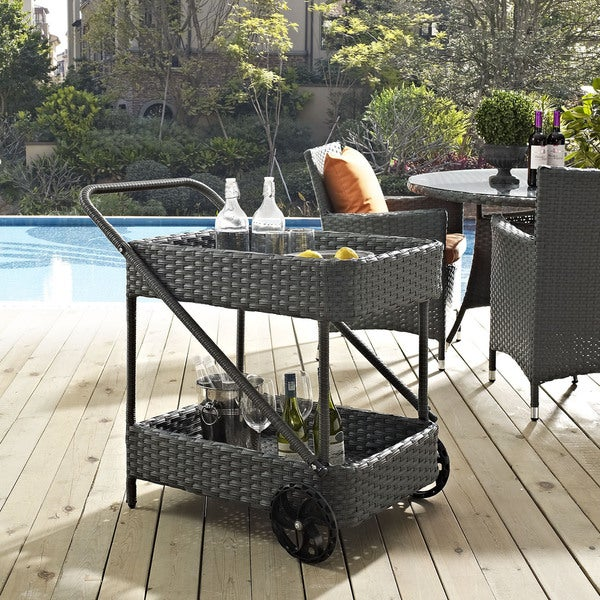 Stopover Outdoor Patio Beverage Cart