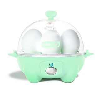 Dash DEC005AQ Go Rapid Aqua 6 Egg Cooker