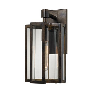 Elk Bianca Hazelnut Bronze 1-light 16-inch Outdoor Sconce