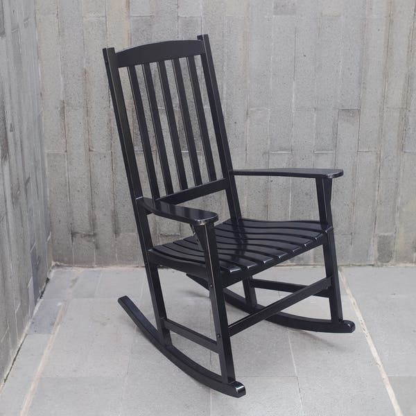 Excellent Shop Cambridge Casual Alston Porch Rocking Chair Free Bralicious Painted Fabric Chair Ideas Braliciousco