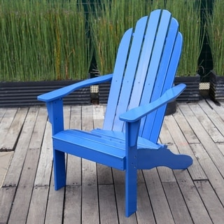 Ordinaire Cambridge Casual Alston Adirondack Chair   Blue
