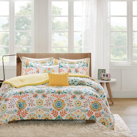Intelligent Design Mona 5-piece Comforter Set