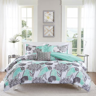 Intelligent Design Lily Aqua Comforter Set (2 options available)