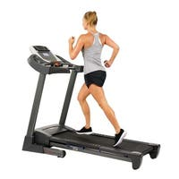 Sunny Health & Fitness SF-T7512 Treadmill - Black