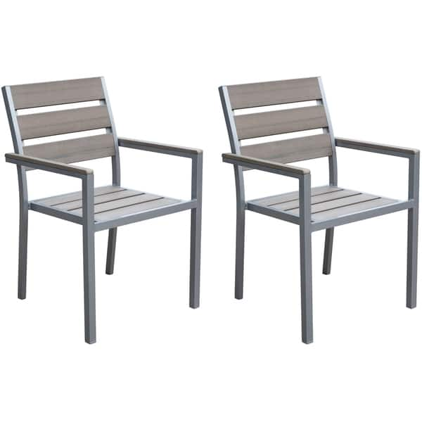 Phenomenal Shop Havenside Home Tumaco Sun Bleached Grey Outdoor Dining Machost Co Dining Chair Design Ideas Machostcouk