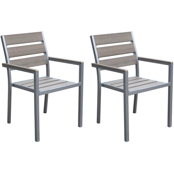 Patio Dining Chairs  sc 1 st  Overstock.com & Metal Patio Furniture | Find Great Outdoor Seating u0026 Dining Deals ...