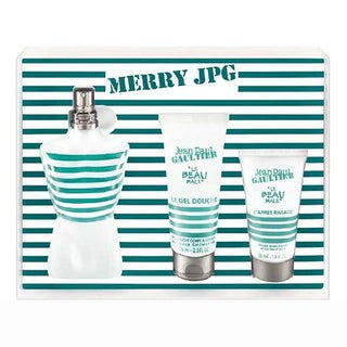 Jean Paul Gaultier Le Beau Male Men's 3-piece Gift Set