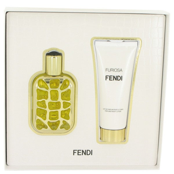 c78a2908ffe Shop Fendi Furiosa Women s 2-piece Gift Set - Free Shipping Today -  Overstock - 11454381