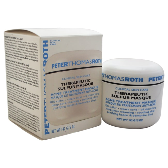 Peter Thomas Roth Therapeutic Sulfur 5-ounce Masque, Ivor...