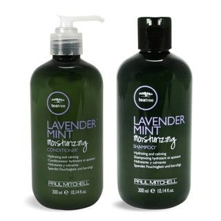 Paul Mitchell Duo Tea Tree Lavender 10-ounce Shampoo and Conditioner Set