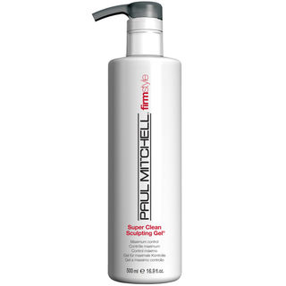 Paul Mitchell Super Clean 16.9-ounce Gel
