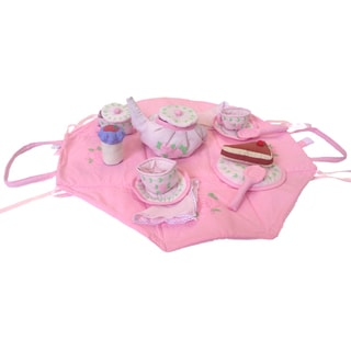 Alma's Designs Pink My First Tea Party