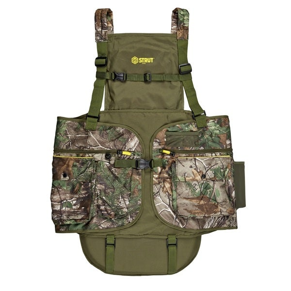 Hunter Specialties Turkey Vest Xtra Green