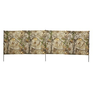 Hunter Specialties Portable Ground Blind 27-inchX8' Realtree