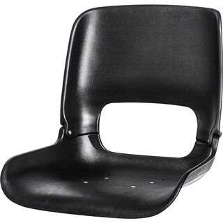 Tempress All-Weather Hi Back Seat Shell with T-Nuts