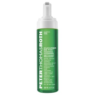 Peter Thomas Roth Cucumber De-Tox 6.7-ounce Foaming Cleanser