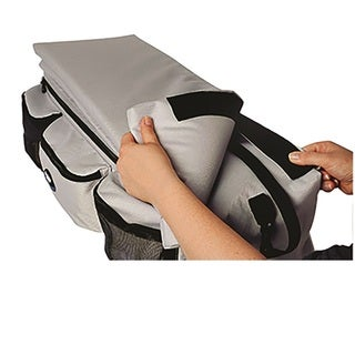 Tempress Underseat Bag Inflatable Boats Gray