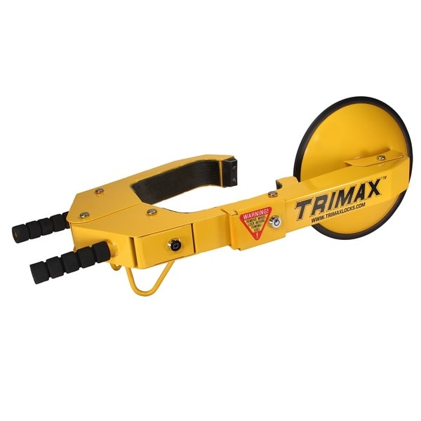 Trimax TWL100 Ultra-Max Adjustable Wheel Lock