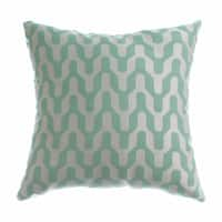Varna Decorative Feather Down 22-inch Pillow