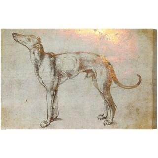 Oliver Gal ' 'Galgo'  Canvas Art