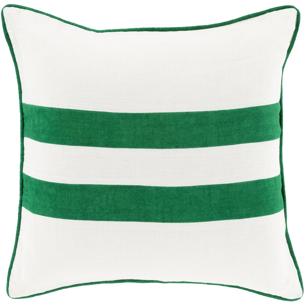 Shop Decorative Kelty 20-inch Poly or Feather Down Filled Pillow - Overstock - 11455167