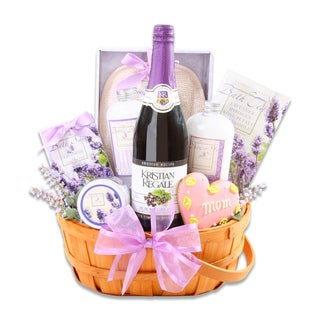 Relaxing Lavender Gift Basket