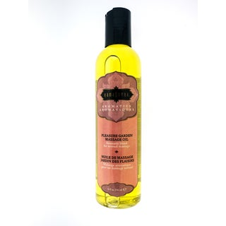 Kama Sutra Pleasure Garden 8-ounce Massage Oil