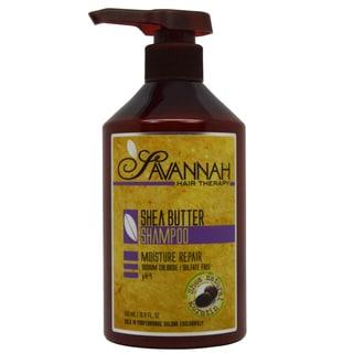 Savannah Hair Therapy 16.9-ounce Shea Butter Shampoo