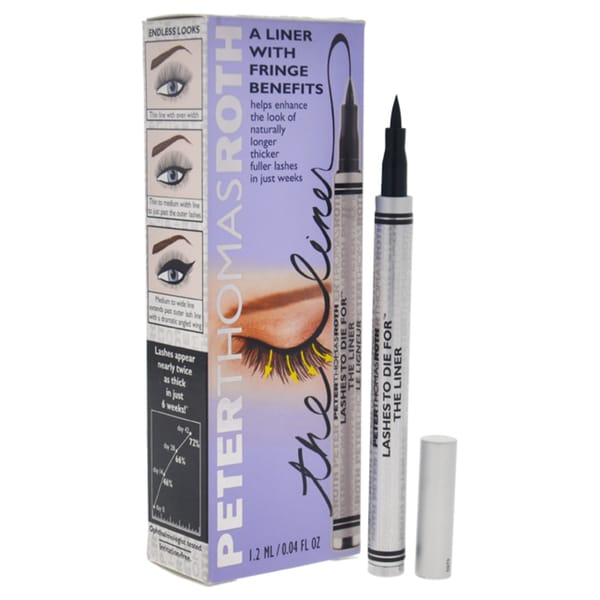3a6801bd487 Shop Peter Thomas Roth Lashes to Die For Liner - Free Shipping On ...