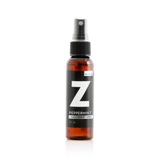 Z All Natural Aromatherapy Bedding Spritzer with Real Peppermint Oil
