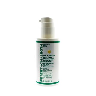 Peter Thomas Roth Max Sheer All Day Moisture Defense 1.7-ounce Lotion SPF 30