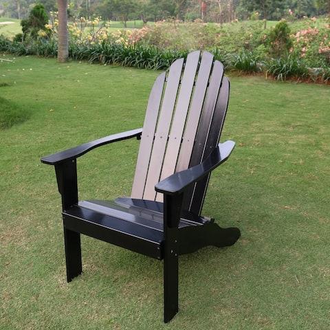 Cambridge Casual Alston Adirondack Chair Black