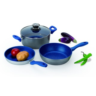 Non-Stick 4-piece Forged Aluminum Cookware Set