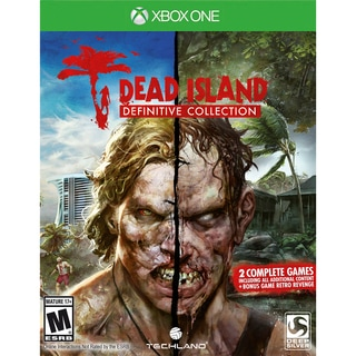 Dead Island Definitive Collection-For Xbox One