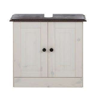 Cornelia Solid Pine Bath Sink Cabinet