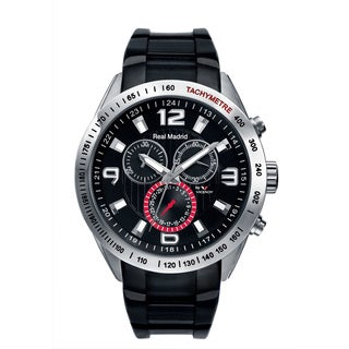 Viceroy Mens 432835-55 Black Rubber Watch