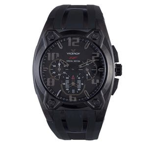 Viceroy Mens 47617-55 Black Rubber Watch|https://ak1.ostkcdn.com/images/products/11458403/P18416221.jpg?impolicy=medium