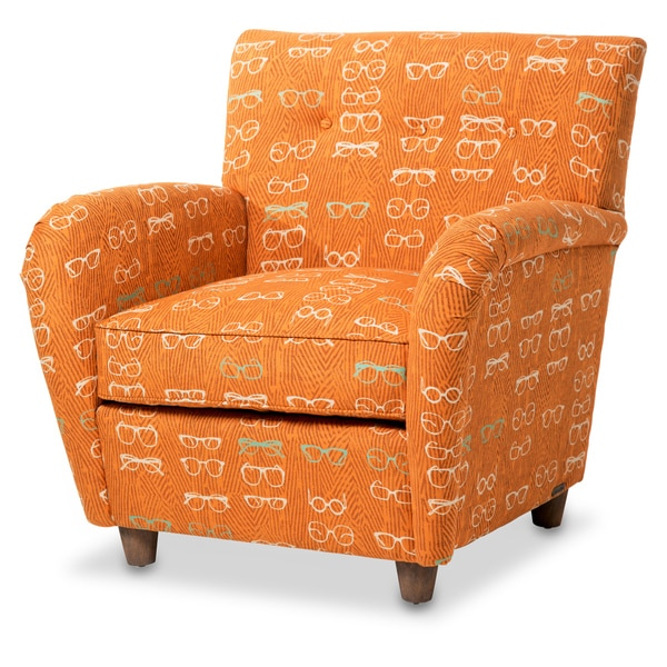 Oliver Accent Chair By Michael Amini Free Shipping Today