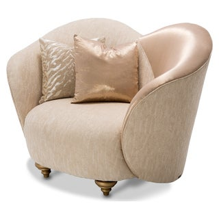 Camelia Chair and a Half by Michael Amini