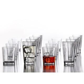 Uptown Glasswar (Set of 16)