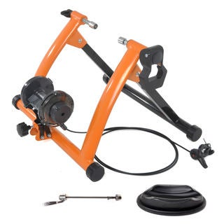 Conquer Indoor Exercise Bike Trainer Stand with Quick Release and Shifter
