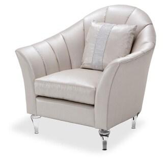 Maritza Channel Back Chair by Michael Amini