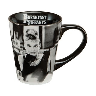 Audrey Hepburn 12oz Ceramic Coffee Mug