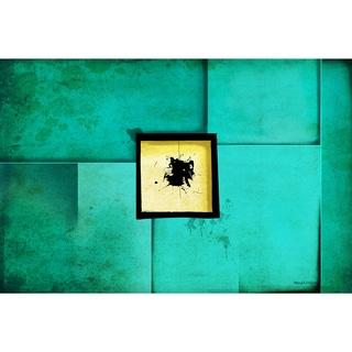 Maxwell Dickson 'Window' Modern Canvas Wall Art