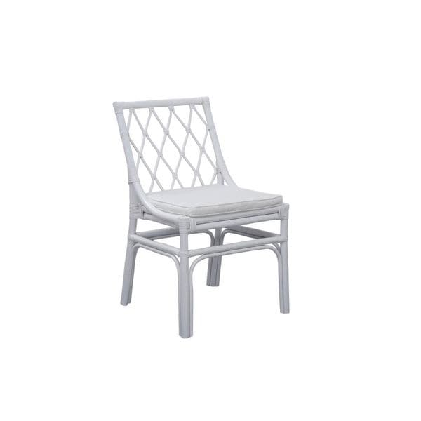 East At Main's Sarasi Rattan Dining Chair, Set Of 2 by East At Main